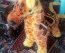 Жираф качалка