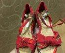 Туфли DOLCE&GABBANA (новые)