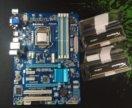 Intel Core i7 3770 + Gigabyte Z77D3H + 16 Gb RAM