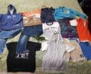 Пакет одежды на мальчика от 104 до 122