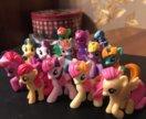 Маленькие пони