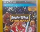 PS3. Angry Birds Star Wars. Лицензия