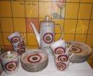 Сервиз чайный кофейный ГДР