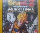 PS3. Dragon Ball Z Burst Limit. Новая. Запечатан