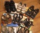 Обувь детская с 18 по 24 размер