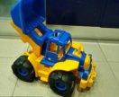 Машина трактор-каталка большой