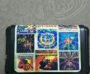 Картридж Sega 16 bit 8 в 1 Mortal Kombat Ultimate
