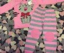Детская пижама для девочки