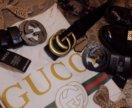 новые Ремни Gucci