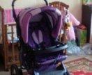 Срочно коляска детская 2 в 1 зимне-летняя