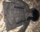 Куртка для мальчика размер 3-4 года