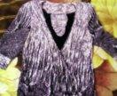 Женская блуза-туника
