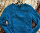 Короткий свитер