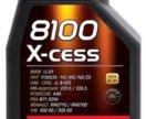 Motul 8100 X-cess 5w40, 4 литра