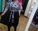 Очень красивое и женственное мини-платье