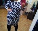 Очень стильное и женственное платье.
