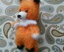 Игрушка лис