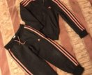 Спортивный костюм Adidas оригинал р-р 122