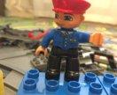 Железная дорога Lego!