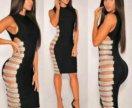 Платье новое бандажное