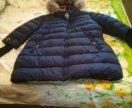 Продаю куртку зима,опушка меха натуральная