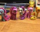 Май литл пони, my little pony игрушки лошади
