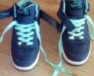 Кросовки зимние Nike оригинал