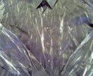 Рубашка блестящая