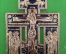 Крест киотный Распятие