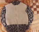 Вязаные кофта, свитер