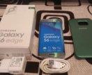 Samsung s6 edge Изумруд