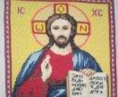 Вышитая икона крестиком
