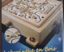 Игра деревянный лабиринт