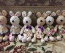 Крошки зайчишки