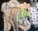 Пакет вещей для новорождённых/комплект на выписку
