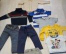 Детские вещи пакетом 1-2года