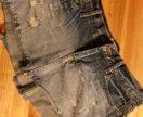 Юбка джинсовая Кира Пластинина