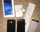 Samsung A5 2017 (на гарантии)