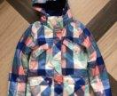 Продам горнолыжную куртку XS-S женскую