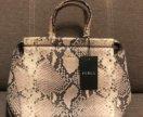 Новая сумка Furla Talia оригинал кожа змея
