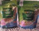 Молочные каши Heinz