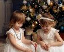 Платья праздничные для двойни/близняшек