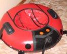 тюбинг ватрушка диаметр 90