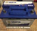Varta 60Ah 540A новый