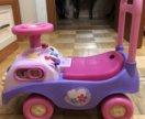 Машинка для принцессы