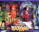 Кукла «Сказочный патруль», различные виды