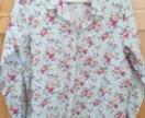 Рубашка из хлопка,р. 52 ОГ 110