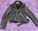 Укорочённая куртка Zara