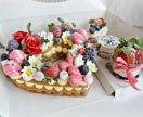 Торт набор сладостей
