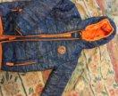 Детская куртка,мальчик,зима /осень